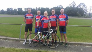 Taupo Cycle Club Team / Dynamo team series 2106-2017