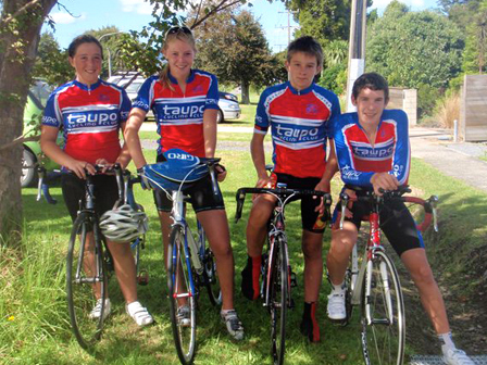 Taupo Junior Development Squad 2011