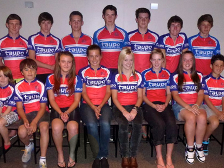 Taupo Junior Development Squad 2012